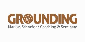 Logo und Verlinkung von Grounding - Markus Schneider Coaching & Seminare
