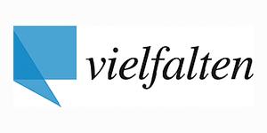 Logo und Verlinkung von vielfalten - Coaching Mentoring Supervision