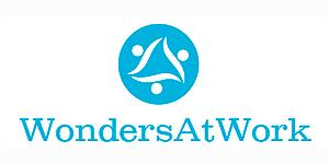 Logo und Verlinkung von Wonders At Work